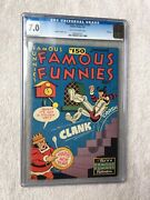 Famous Funnies 150 Eastern Color Jan 1947 Cgc 7.0 File Copy
