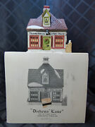 """House - Dept '56 In Box, Dickens' Lane, """"thomas Kersey Coffee House"""