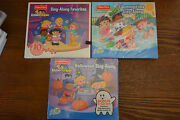 Little People Sing-along Cd Set Summertime, Halloween And Favorites
