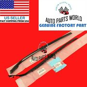 Genuine Oem Lexus 06-13 Is250 Is350 Driver And Passenger Windshield Moulding Kit