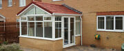 The Guardian Warm Roof Replacement System 2250mml X 4750mmw Lean To