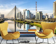3d Overpass City 112 Wall Paper Wall Print Decal Wall Deco Indoor Wall Mural