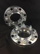 4x Wheel Adapters | 6x139.7 6x5.5 To 8x170 | 6 Lug To 8 Lug | 2 Inch 50mm W/ Lip