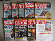 Classic Toy Trains 2005- Full Year 9 Issues High Grade Lionel Railroad