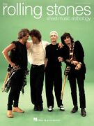 The Rolling Stones Sheet Music Anthology Piano Vocal Guitar Songbook 000193590