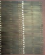 Wholesale Lot - 50 Texas Aandm Aggies Leather Cuff Bracelets 8in Official License