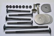 Dodge Wc 62/63 G507 Cargo Bed Bolt And Washer Set Cc930812 6x6