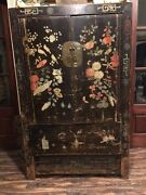 Antique Chinese Cupboard