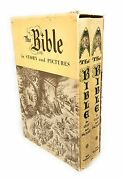 Vintage The Bible In Story And Pictures By Harold Begbie 1956 Hs Stuttman