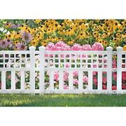 Suncast Grand View Poly Fence