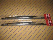 Toyota Tacoma Front Windshield Wiper Blades Set Of 2 New Oem Toyota 2005-2015