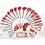 38-piece Tool Gadget Sets Kitchen Utensils Set Home Cooking Tools Gadgets Tongs