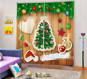 3d Hat Tree 5 Blockout Photo Curtain Printing Curtains Drapes Fabric Window Ca