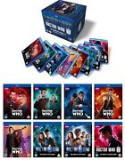 Dr Who 2005-2013 Series 1-7 - Doctor Who Tv Series Season Collection New Blu-ray