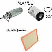 Tune Up Kit Air Fuel And Oil Filter For Mercedes-benz Ml430 1999-2001