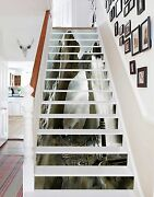 3d Mountain Hole 53 Risers Decoration Photo Mural Vinyl Decal Wallpaper Us