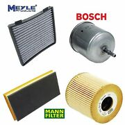 Tune Up Kit Cabin Air Oil Fuel Filters For Volvo V40 2001-2004