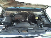 2000 Chevy C3500hd Used Liftout Running High Miles 7.4 Vortek 454 Hotrod,project