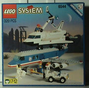 Lego Town Launch Command 6544 Shuttle Transcon 2 New Sealed Ships World Wide