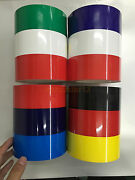Tri-colors Car Hood Vinyl Sticker Decal Stripe Fenders For Flag Of France Serie