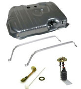 78-88 Chevy Monte Carlo Fuel Injection Gas Tank + Sender And Pump Straps Tm306a-t