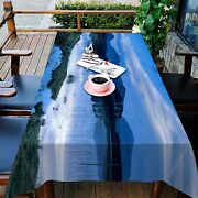 3d Water 4450 Tablecloth Table Cover Cloth Birthday Party Event Aj Wallpaper Au