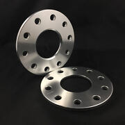 2pc 1/2 Thick Hub Centric Wheel Spacers Adapters For Ram 1500 2012 Newer 5x5.5
