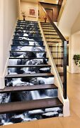3d Waterfall Stone 431 Risers Decoration Photo Mural Vinyl Decal Wallpaper Us
