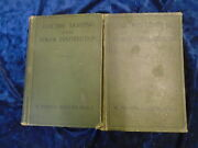 2 Electric Lighting And Power Distribution Books By W. Perren Uk Post £3.25hb