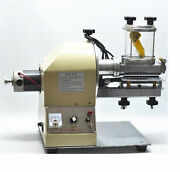 Electric Gluing Machine Paper Leather Cardboard Adhesive Equipment C