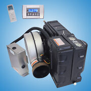 Marine Air Conditioner Reverse Cycle Heating Systems 14000 Btu 230v Ac And Control