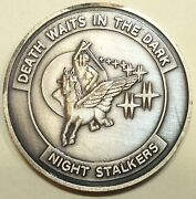 160th Special Operations Aviations Regt Soar Dkp Version Army Challenge Coin