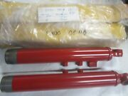 Suzuki S32-2 T200 Tc200 Right And Left Hand Outer Fork Lower Leg Set Nos
