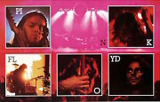 Pink Floyd 1975 Japanese B2 Concert Poster Waters David Gilmour Wright Mason