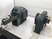 Peiseler Awu 160 Nc Rotary Table W/ Tailstock Grt 160 Mfgand039d 2000 Used Warranty