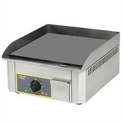 Equipex Pss-400 15 Electric Griddle -thermostatic, Cast Iron, 600 23, 900 35