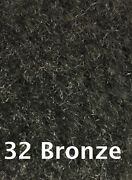16 Oz Cut Pile Marine Outdoor Bass Boat Carpet - 6and039 X 25and039 - Bronze / Brown