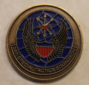 24th Special Tactics Squadron Smu Tier 1 Pararescue Pj Air Force Challenge Coin
