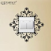 Light Switch Wall Art Decal Stickers Modern Home Decoration Accessories