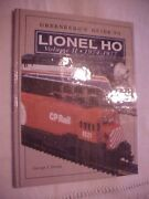 1993 Book, Greenberg's Guide To Lionel Ho Volume Ii 1974-1977 By Horan