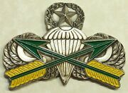 Airborne Special Operations Test Directorate Ser0187 Army Challenge Coin