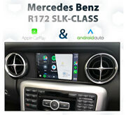 Mercedes Benz R172 Slk-class 2012-15 Touch Apple Carplay And Android Auto