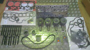 Land Rover 300 Tdi Rebuild Kit Complet Defender Discovery Range Rover Classic
