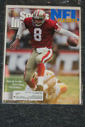 Sports Illustrated Jan. 18 1993 Steve Young 49ers Mint W/ Subscription Slip