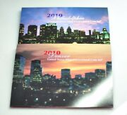 2010 Pandd United States Mint Uncirculated Coin Set [09du]