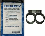 9 Kirby 197394 Vacuum Bags And 3 Belt Kit Fit Legend Heritage G5 G4 G3