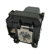 Replacement Projector Lamp For Epson Elplp64, Powerlite 1850w 1880 D6155w D6250
