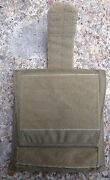 One 1 Tactical Ballistic Body Armor Plate Carrier Deltoid Protector Genuine