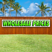 Wholesale Prices Advertising Vinyl Banner Flag Sign Large Huge Xxl Sizes