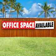 Office Space Available Advertising Vinyl Banner Flag Sign Large Huge Xxl Sizes